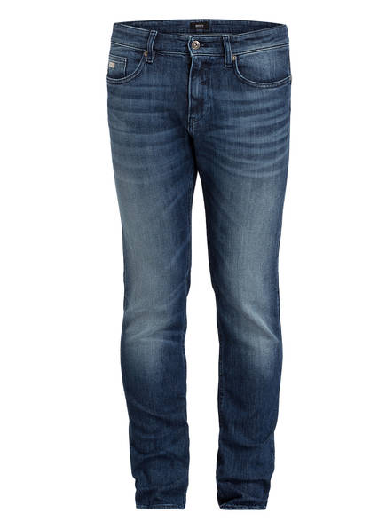 BOSS Jeans DELAWARE3 Slim Fit, Farbe: 430 BRIGHT BLUE (Bild 1)