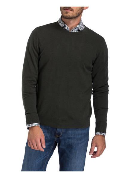 Chas pullover Chas pullover Chas Grün Grün Cashmere Cashmere Cashmere pullover Cashmere Grün Chas 11zr4Aq
