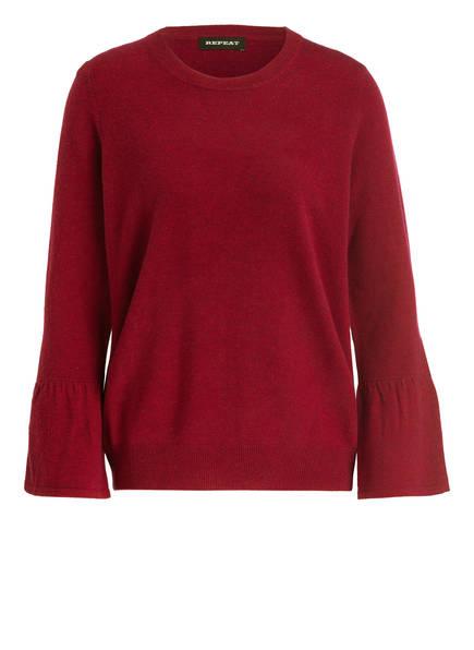 REPEAT Pullover, Farbe: DUNKELROT (Bild 1)