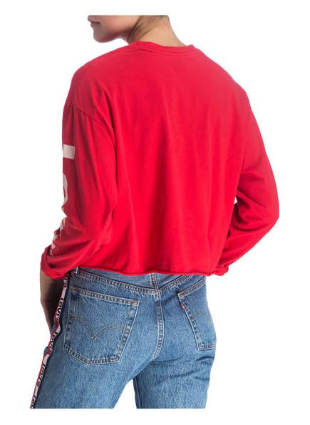 sweatshirt Cropped Levi's® Rot Levi's® sweatshirt Levi's® Rot Cropped xY8qfZwq