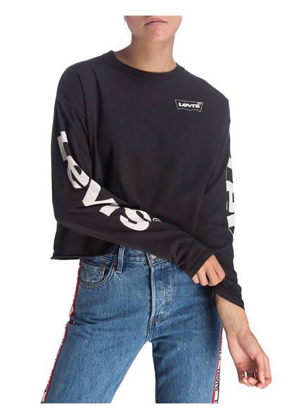 sweatshirt Levi's® Dunkelgrau Cropped Dunkelgrau Cropped sweatshirt sweatshirt Dunkelgrau Levi's® Levi's® Levi's® Cropped Cropped sweatshirt q1Hwanxt