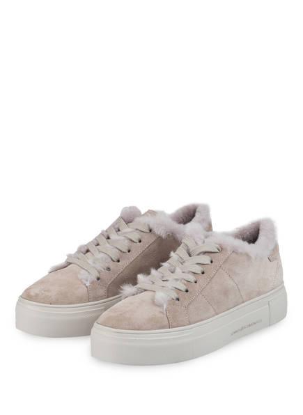 KENNEL & SCHMENGER Plateau-Sneaker BIG, Farbe: TAUPE (Bild 1)