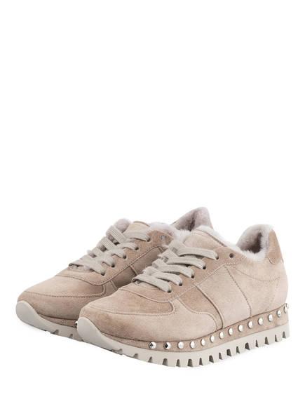 KENNEL & SCHMENGER Sneaker, Farbe: TAUPE (Bild 1)