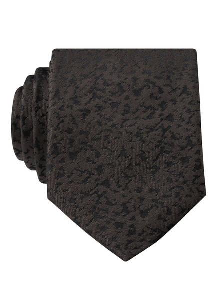 HUGO Krawatte, Farbe: DUNKELGRÜN (Bild 1)