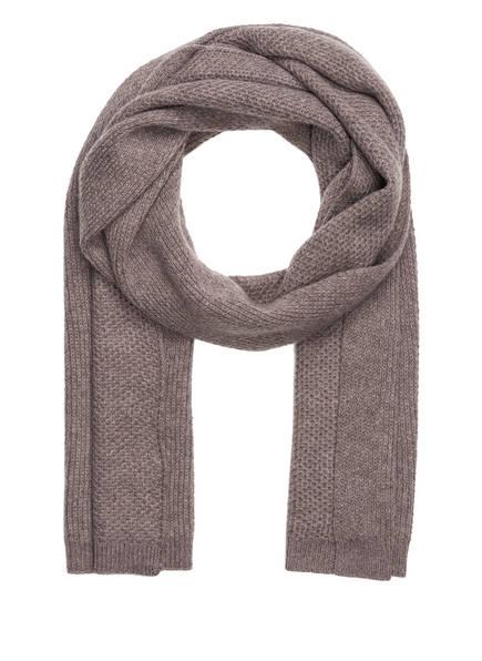 REPEAT Cashmere-Schal, Farbe: TAUPE (Bild 1)