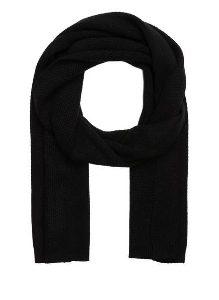 REPEAT Cashmere-Schal, Farbe: SCHWARZ (Bild 1)