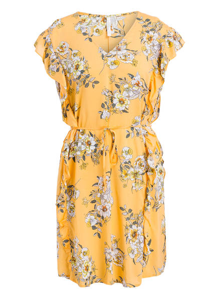 SEAFOLLY Kleid MIDSUMMER, Farbe: HELLORANGE/ WEISS/ GRÜN (Bild 1)