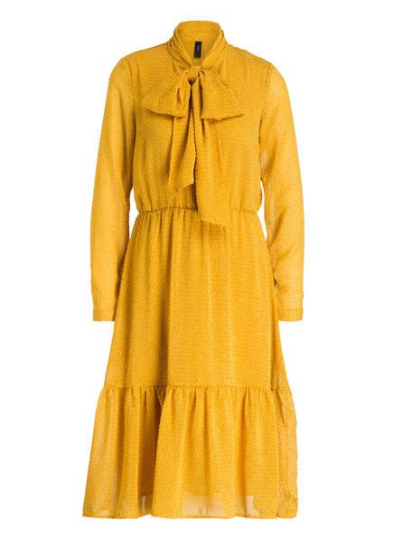 Y.A.S. Kleid, Farbe: DUNKELGELB (Bild 1)