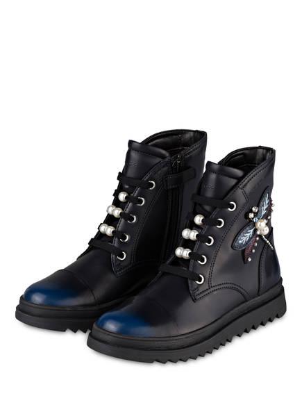 GEOX Boots GILLYJAW, Farbe: NAVY (Bild 1)