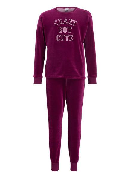 Sanetta Schlafanzug, Farbe: FUCHSIA (Bild 1)
