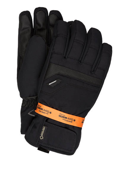 ziener Handschuhe GLYN GTX, Farbe: SCHWARZ (Bild 1)