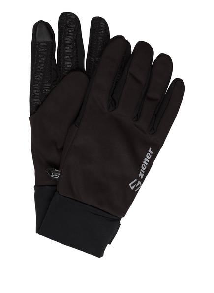 ziener Multisport-Handschuhe IVIDURO TOUCH , Farbe: SCHWARZ (Bild 1)