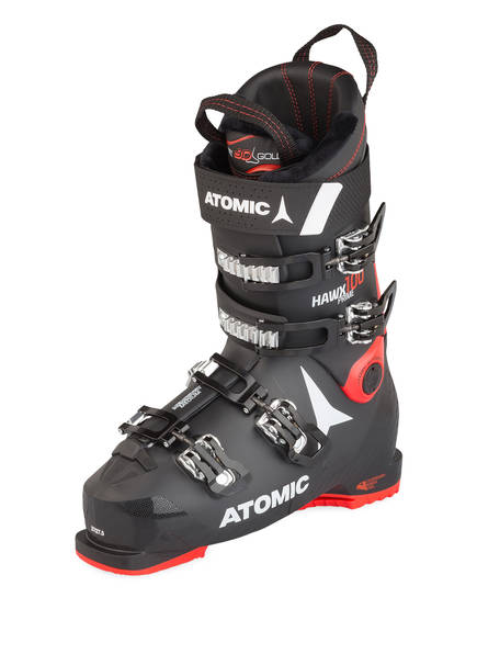 ATOMIC Skischuhe HAWX PRIME 100 , Farbe: SCHWARZ/ ROT (Bild 1)