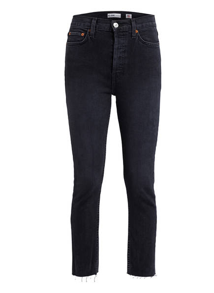 Re 8 Faded 7 done Black jeans EqSrEw4