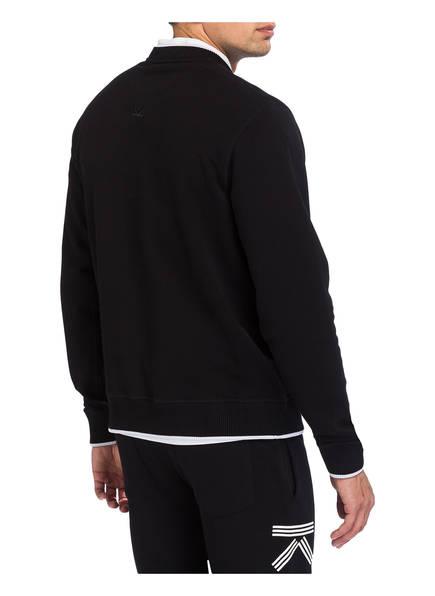 Kenzo Sweatshirt Schwarz Kenzo Sweatshirt Schwarz qwXBHEE