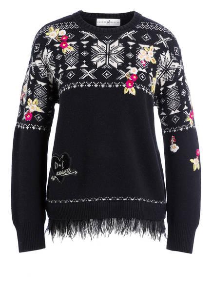 ZAUBERMASCHE Pullover, Farbe: SCHWARZ (Bild 1)