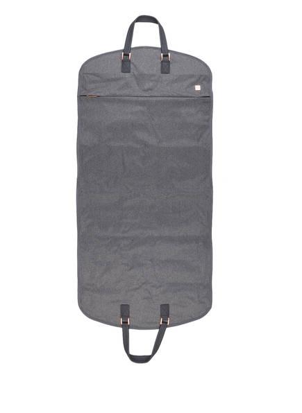 TITAN Kleidersack BARBARA SCHÖNEBERGER X TITAN, Farbe: GRAU MELIERT  (Bild 1)