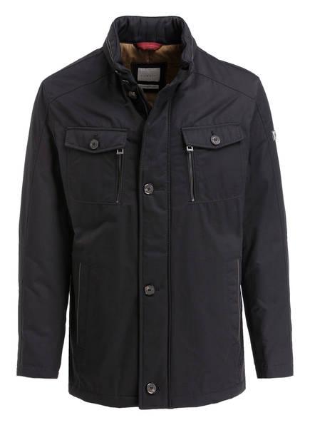 bugatti Jacke, Farbe: SCHWARZ (Bild 1)