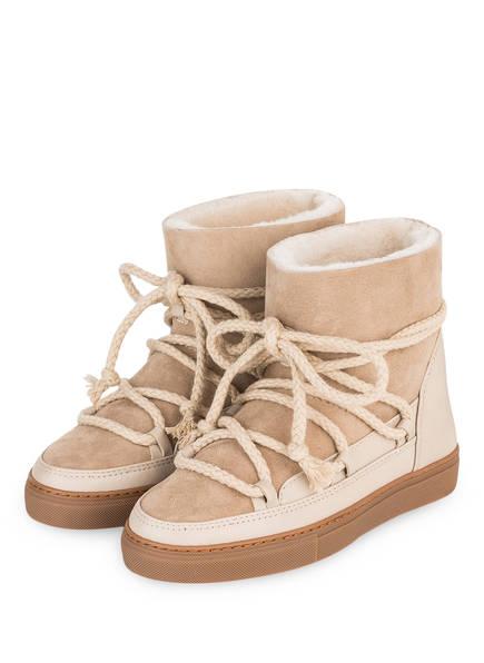 INUIKII Boots , Farbe: BEIGE (Bild 1)