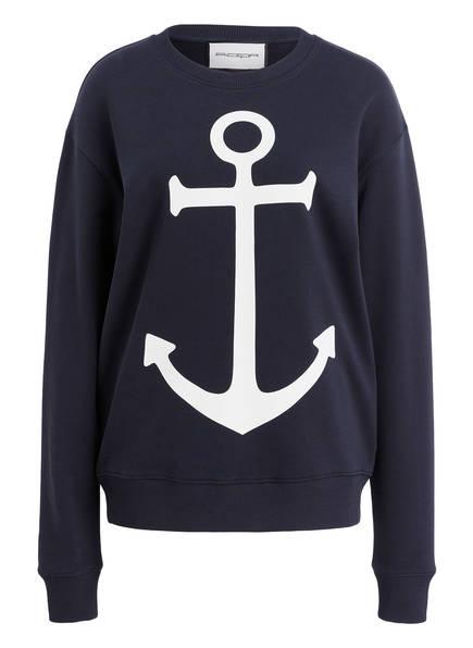 ROQA Sweatshirt, Farbe: DUNKELBLAU (Bild 1)