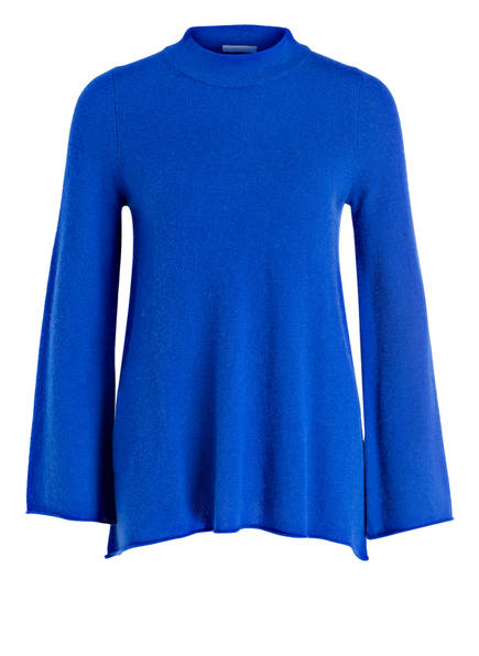 lilienfels Cashmere-Pullover, Farbe: BLAU (Bild 1)