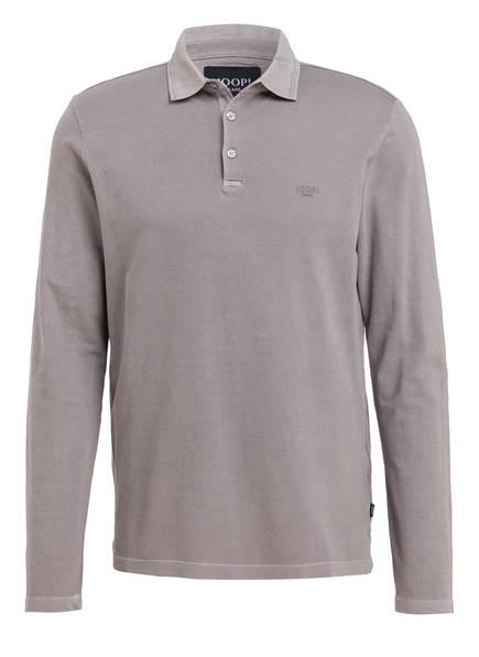 JOOP! Piqué-Poloshirt AMBROSIO, Farbe: GRAU (Bild 1)