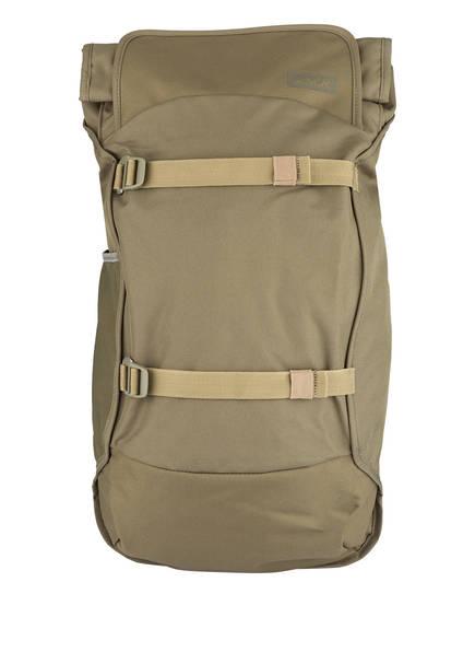 AEVOR Rucksack TRIP PACK mit Laptopfach 31 l (erweiterbar auf 33 l), Farbe: GRÜN (Bild 1)