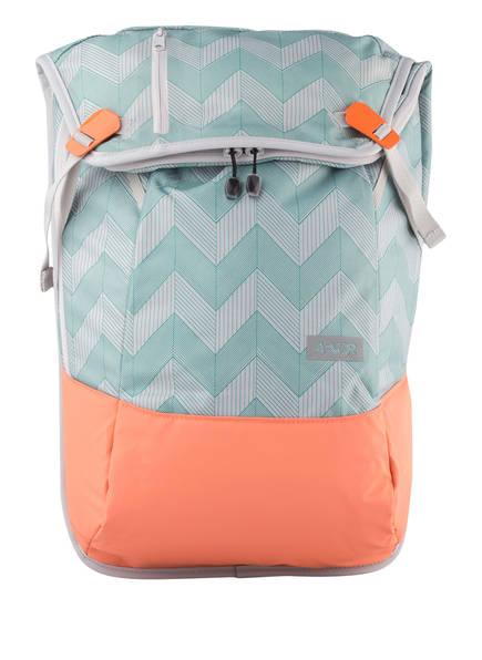 AEVOR Rucksack DAYPACK , Farbe: MINT/ ORANGE/ HELLGRAU (Bild 1)