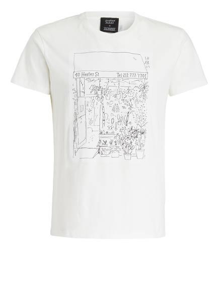 Closed Closed T Closed shirt Ivory shirt Ivory T BwBIqrZ