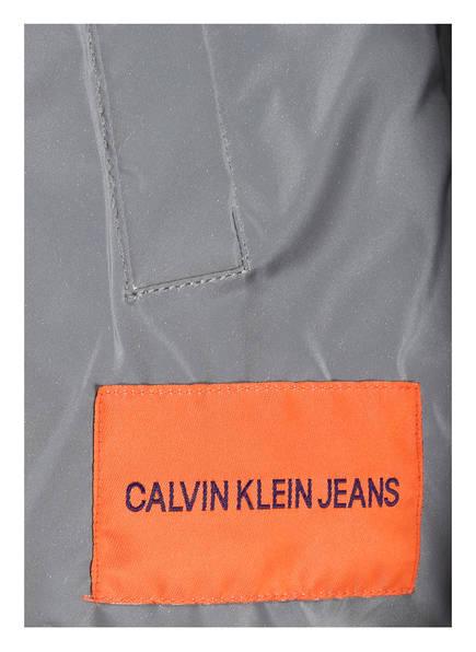 Calvin Klein Jeans Jeans Klein Silber Calvin Daunenjacke UUqrOwd