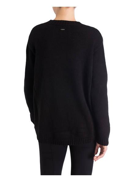 Pullover Guess Pullover Paillettenbesatz Schwarz Mit Guess qnvxHY