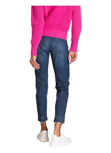Raffaello jeans Used Jane Blue Rossi Cropped rUqHrZ