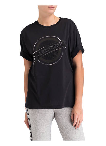 Schwarz Strenesse Strenesse shirt Schwarz T shirt shirt T Schwarz T Strenesse RFRBvwaq