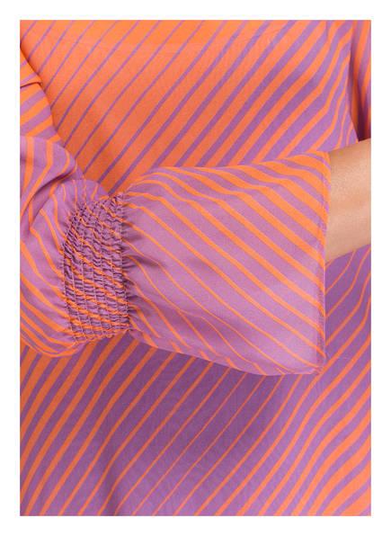 Strenesse Orange Strenesse Seidenkleid Dehaya Seidenkleid Lila pHwqR