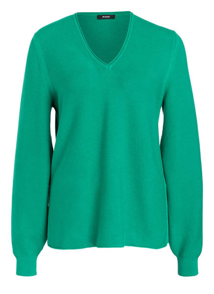 RIANI Pullover, Farbe: GRÜN (Bild 1)
