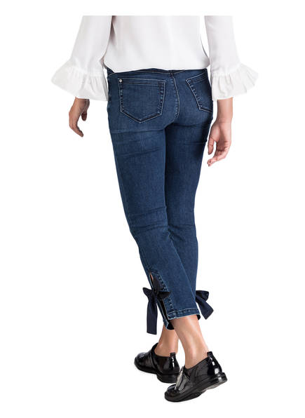 8 Blue Riani Wash Used jeans 7 qxfCwfZP5