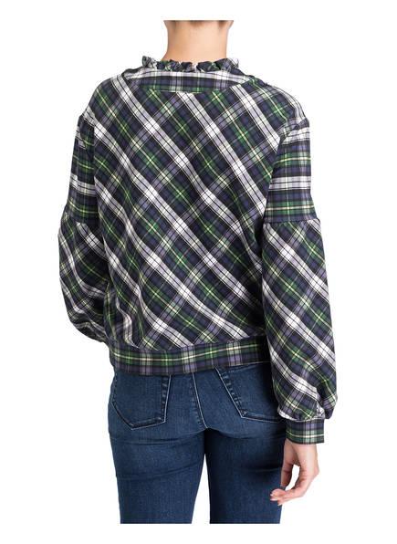 Sweatshirt Sweatshirt Riani Schwarz Schwarz Riani Lila Lila Grün Grün Riani xIxCwqYaA