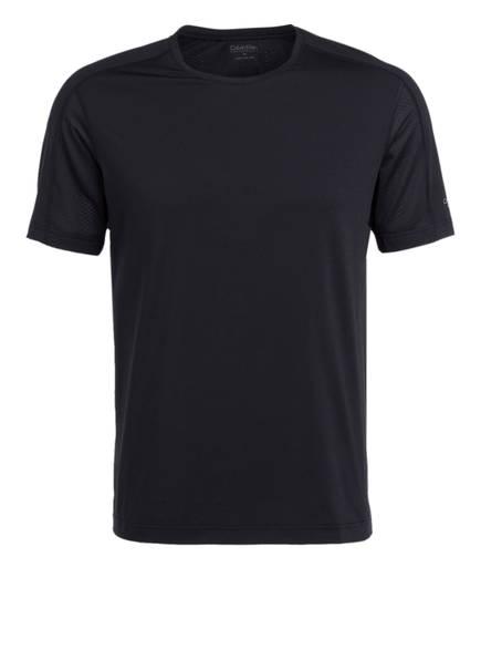 Calvin Klein Performance T-Shirt, Farbe: SCHWARZ (Bild 1)