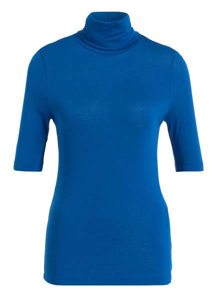 More T shirt Rollkragen One Story Blau Mit EqTdxn8Fw