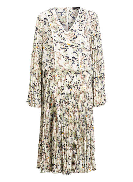 STEFFEN SCHRAUT Kleid, Farbe: WEISS/ GRÜN/ DUNKELBLAU (Bild 1)