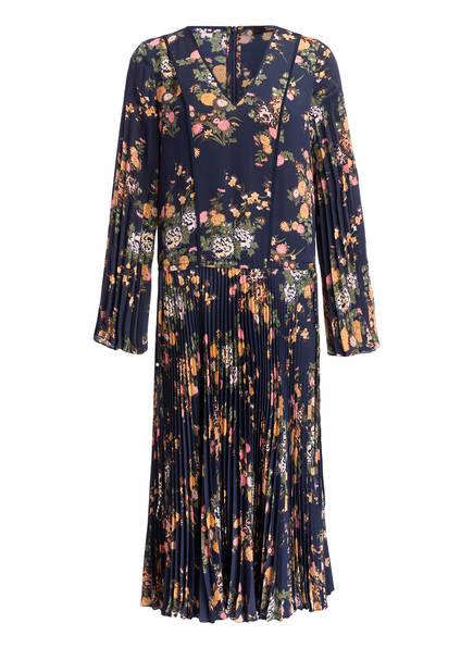 STEFFEN SCHRAUT Kleid, Farbe: DUNKELBLAU/ ORANGE/ GRÜN (Bild 1)