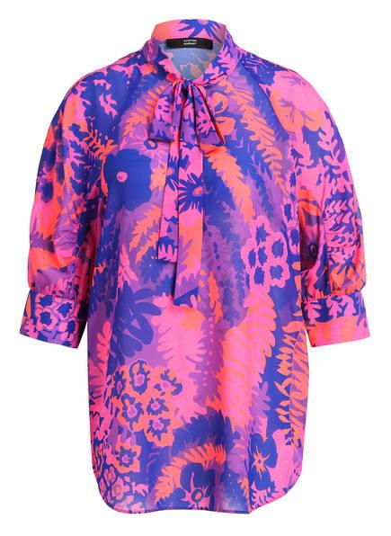 STEFFEN SCHRAUT Blusenshirt, Farbe: BLAU/ PINK/ KORALLE (Bild 1)