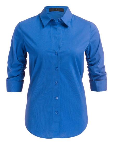 STEFFEN SCHRAUT Bluse mit 3/4-Arm, Farbe: BLAU (Bild 1)