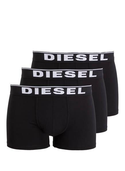 DIESEL 3er-Pack Boxershorts DAMIEN , Farbe: SCHWARZ (Bild 1)