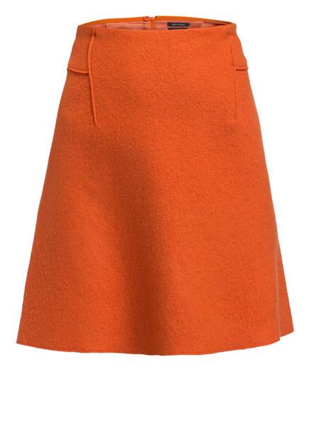 wollrock von marc o\u0027polo bei breuninger kaufen  marc o\u0027polo wollrock, farbe orange (bild