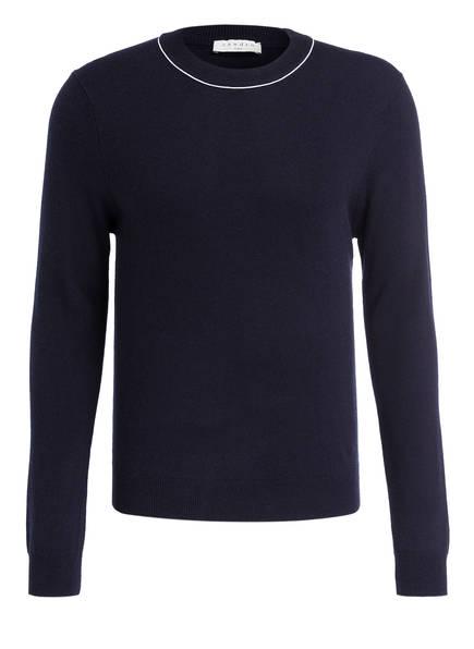 sandro Pullover, Farbe: MARINE (Bild 1)