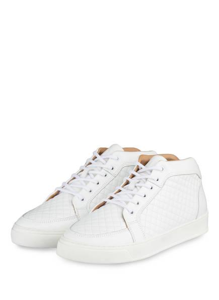 LEANDRO LOPES Hightop-Sneaker EZIO , Farbe: WEISS (Bild 1)
