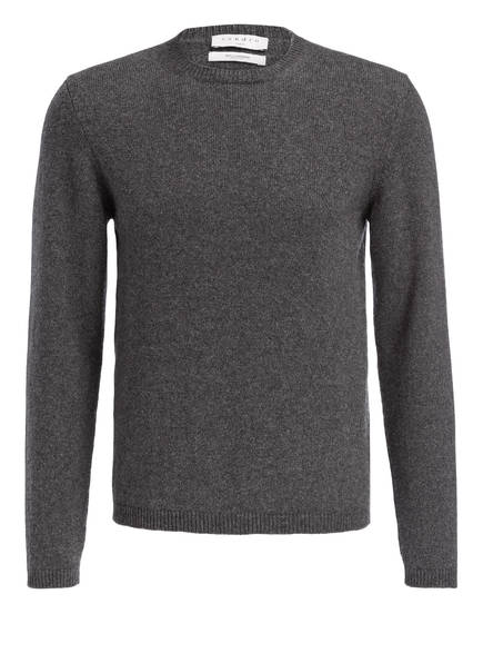 sandro Cashmere-Pullover, Farbe: GRAU MELIERT (Bild 1)