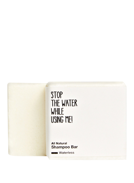 STOP THE WATER WHILE USING ME! SHAMPOO BAR (Bild 1)