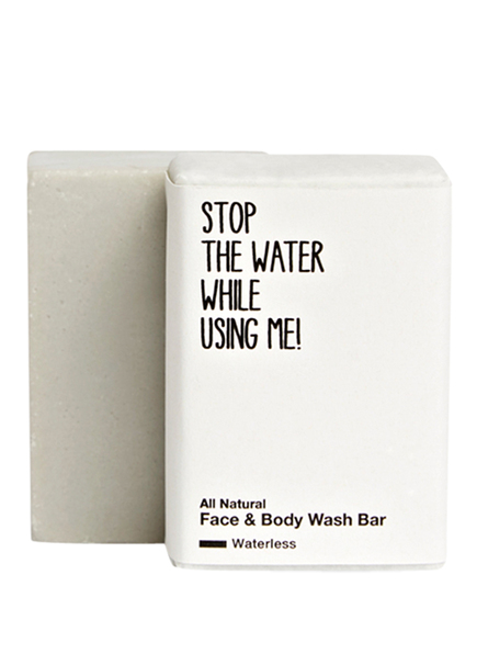 STOP THE WATER WHILE USING ME! FACE & BODY WASH BAR (Bild 1)